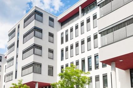 Gewerbliche Gebäudeversicherung