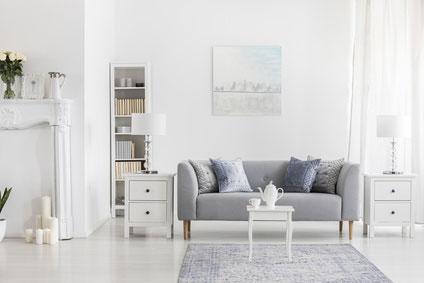 Hausrat & Inventar in der Immobilienversicherung absichern.