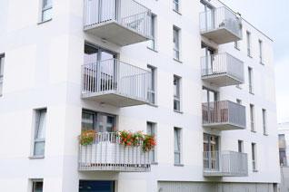 Wohngebäudeversicherung Mehrfamilienhaus